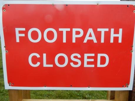 Footpath Closed.JPG