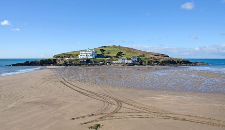 Burgh Island, South Devon