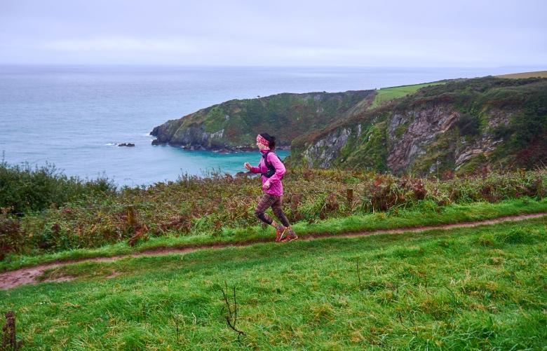 Runner at Darmouth