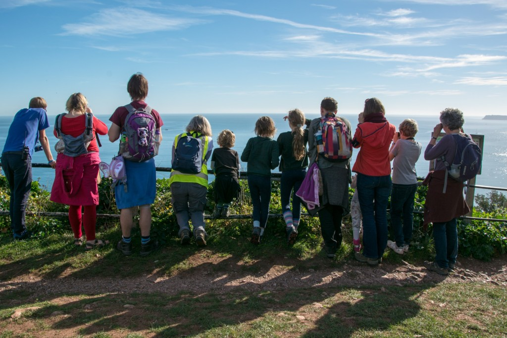 Torbay kids' wildlife walk by Vickie Moss Photography